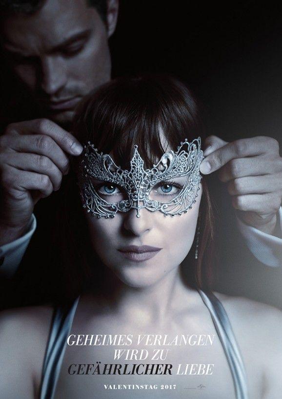 Das Plakat zu Fifty Shades of Grey 2 | Kino- / Film- News ...