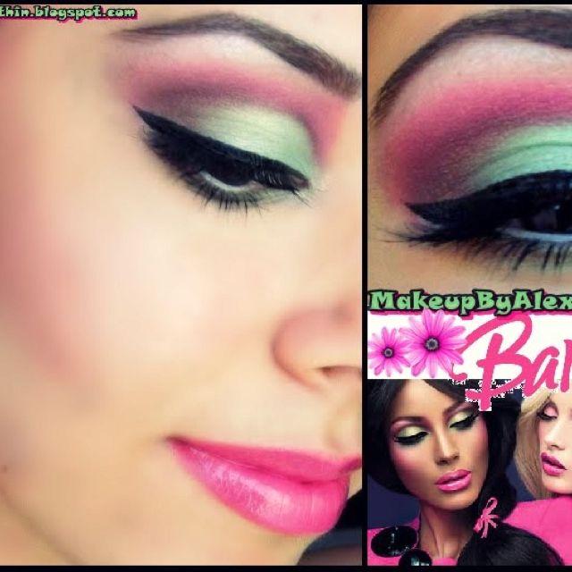 Barbie Makeup Looks Barbie Mac Makeup Looks