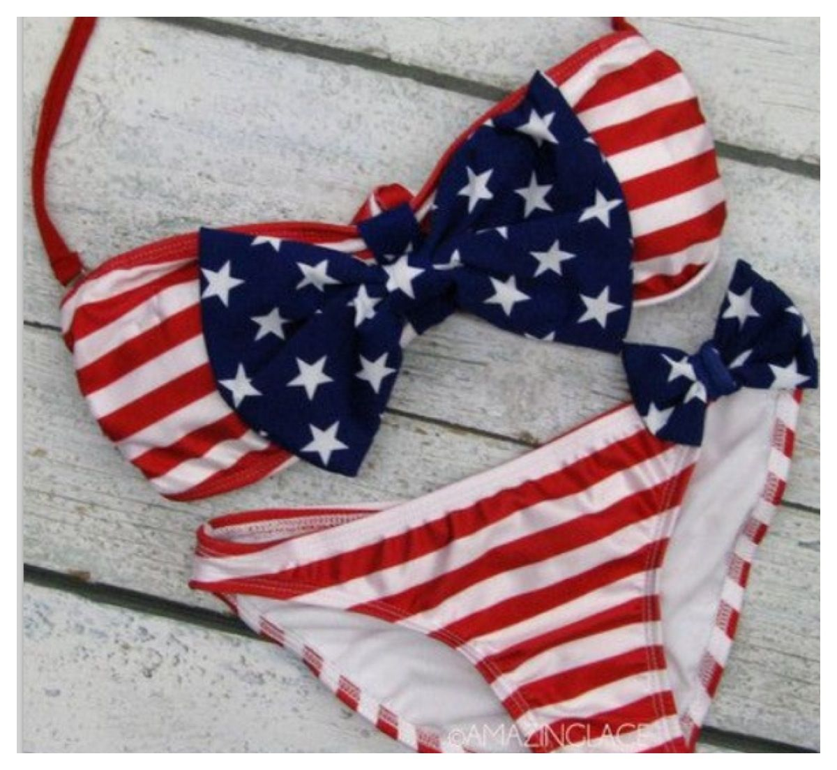 cute 4th of july bathing suits