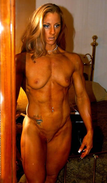 Consider, that Hot nude female bodybuilders really