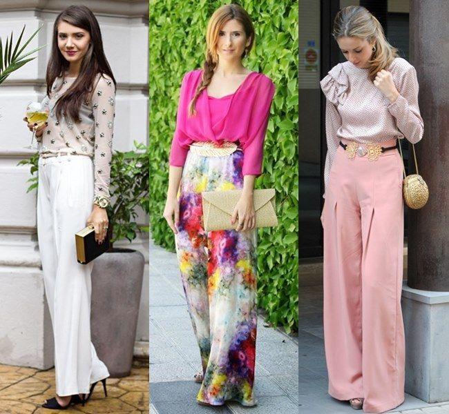 С чем можно одеть брюки на свадьбу