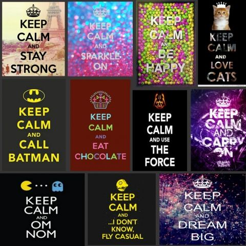 Keep Calm Picture Maker Free | Animaxwallpaper.com