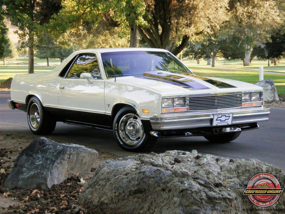 1985 Chevy El Camino Is It A Car Or Is It A Truck