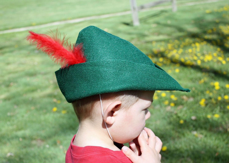 Шляпа робин гуда своими руками 20