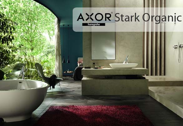 Axor Starck Organic is an organic original design and Minimalist left the hand of the highly acclaimed Philippe Starck tap a large force of a sculpture.