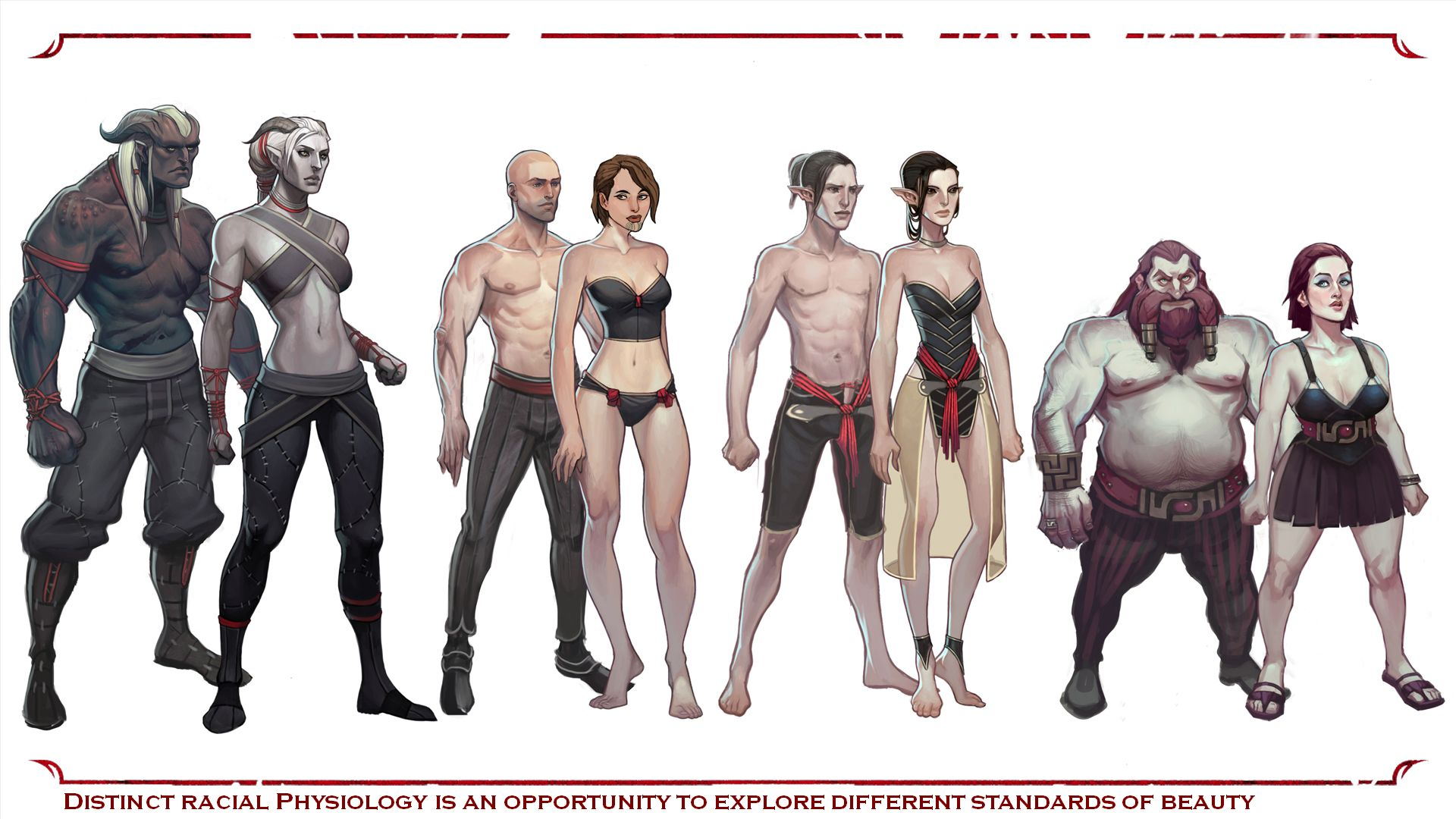 How to make nakedness attractive on fable  xxx picture
