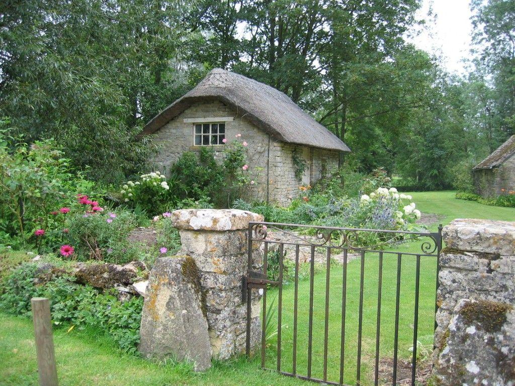 English Garden Small Houses Pinterest