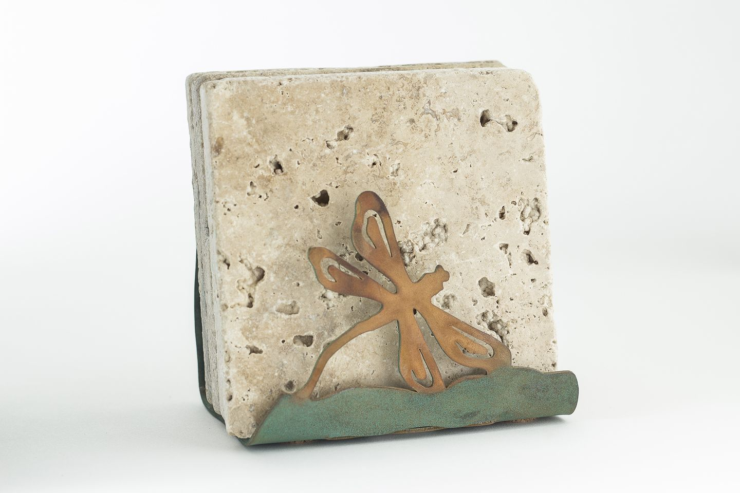 Gifts Made Of Stone : Classic coasters made of natural stone gift ideas
