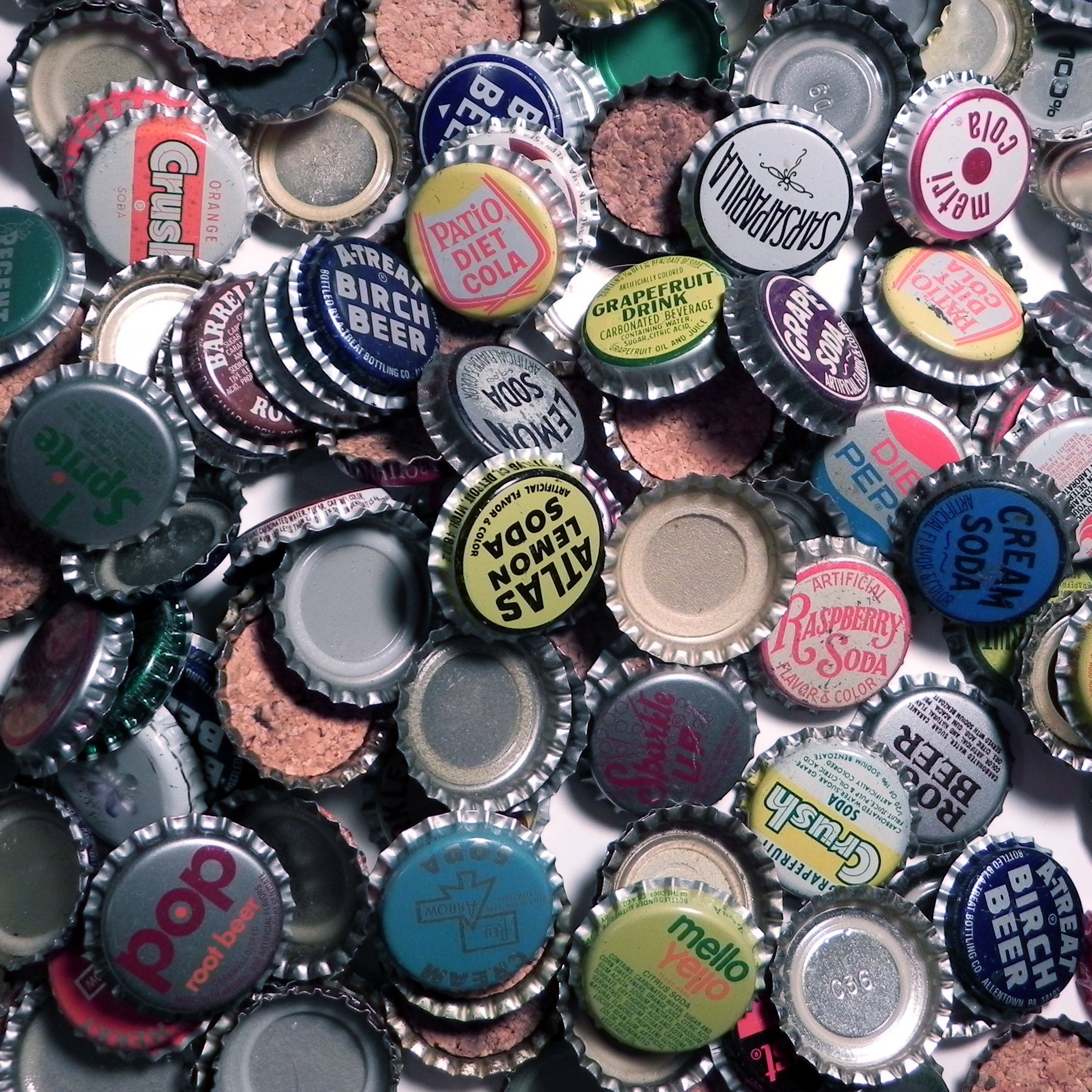 Vintage bottle caps arts pinterest for How to use bottle caps