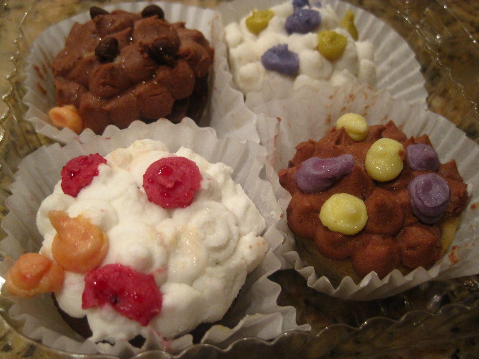 raw vegan cupcakes | Love to eat! | Pinterest