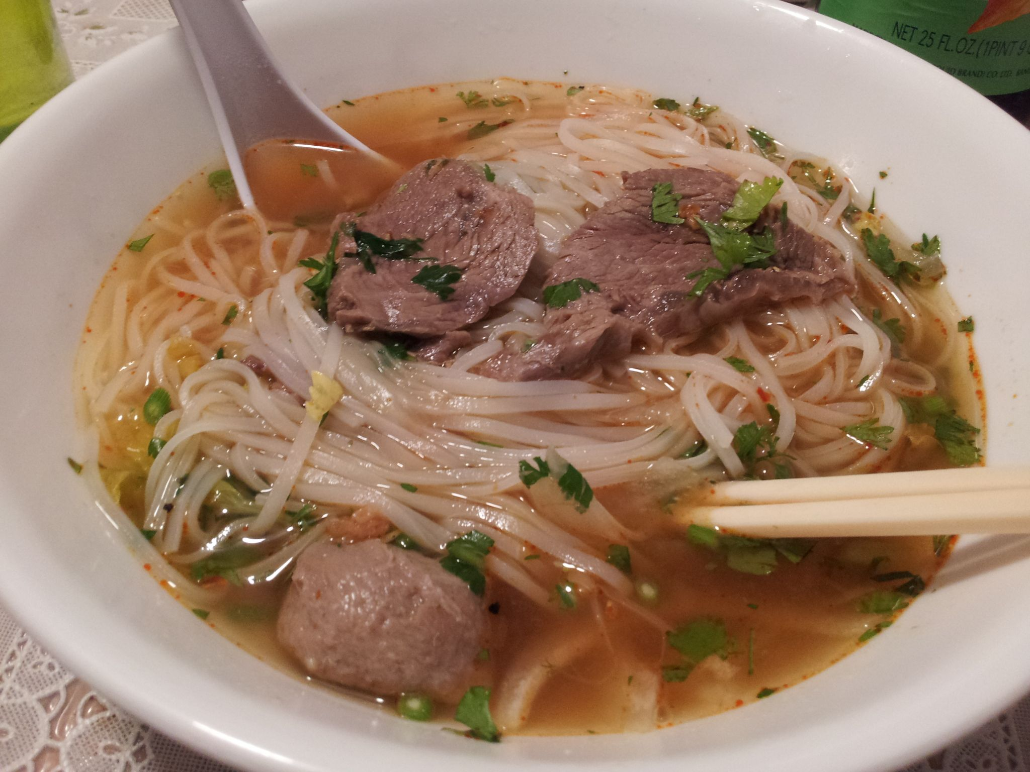Pho. The epitome of Lao food. | I Could Eat | Pinterest