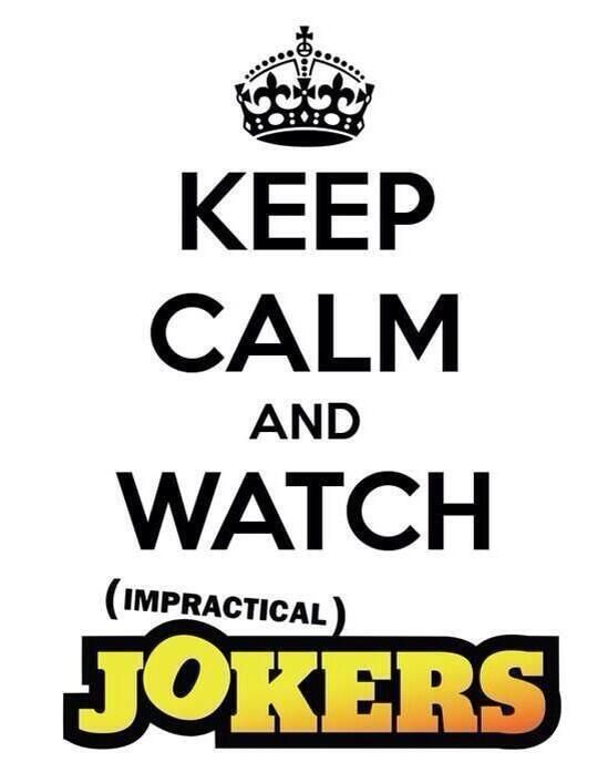 watch impractical jokers father's day special