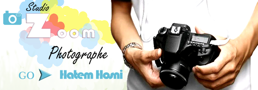 Photogrape Hatem hosni * Studio Zoom*