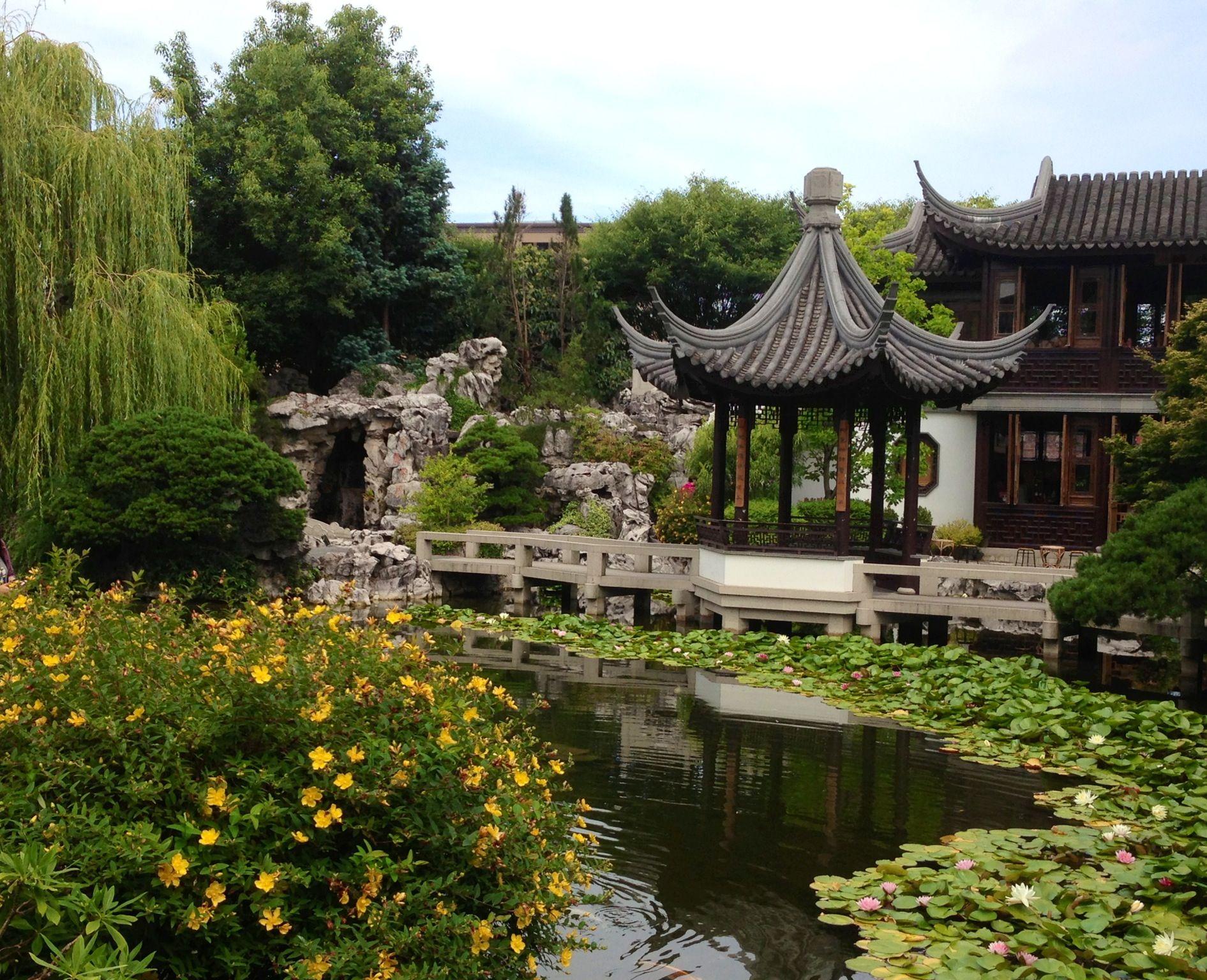 Lan Su Chinese Garden Portland Or Portland Or Pinterest