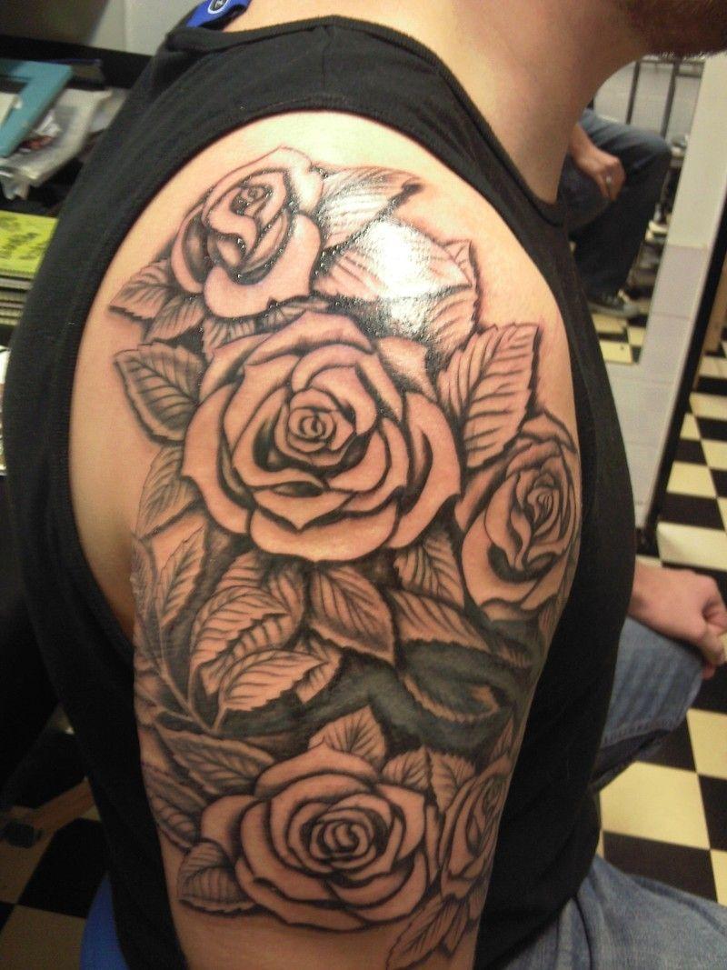 Rose Tattoo  Hennaamptats  Pinterest