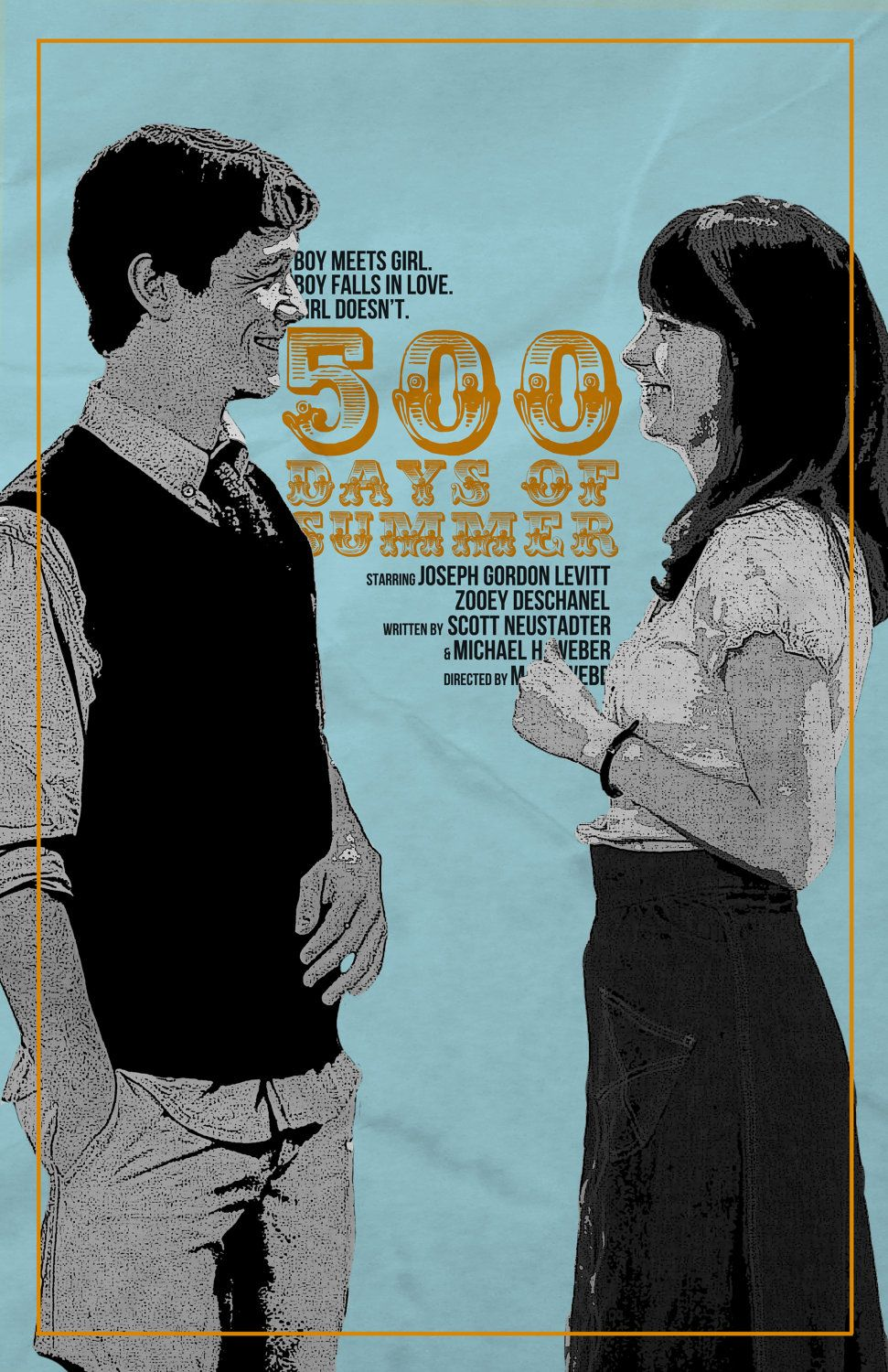 Iccfilm110 Licensed For Non Commercial Use Only 500 Days Of Summer
