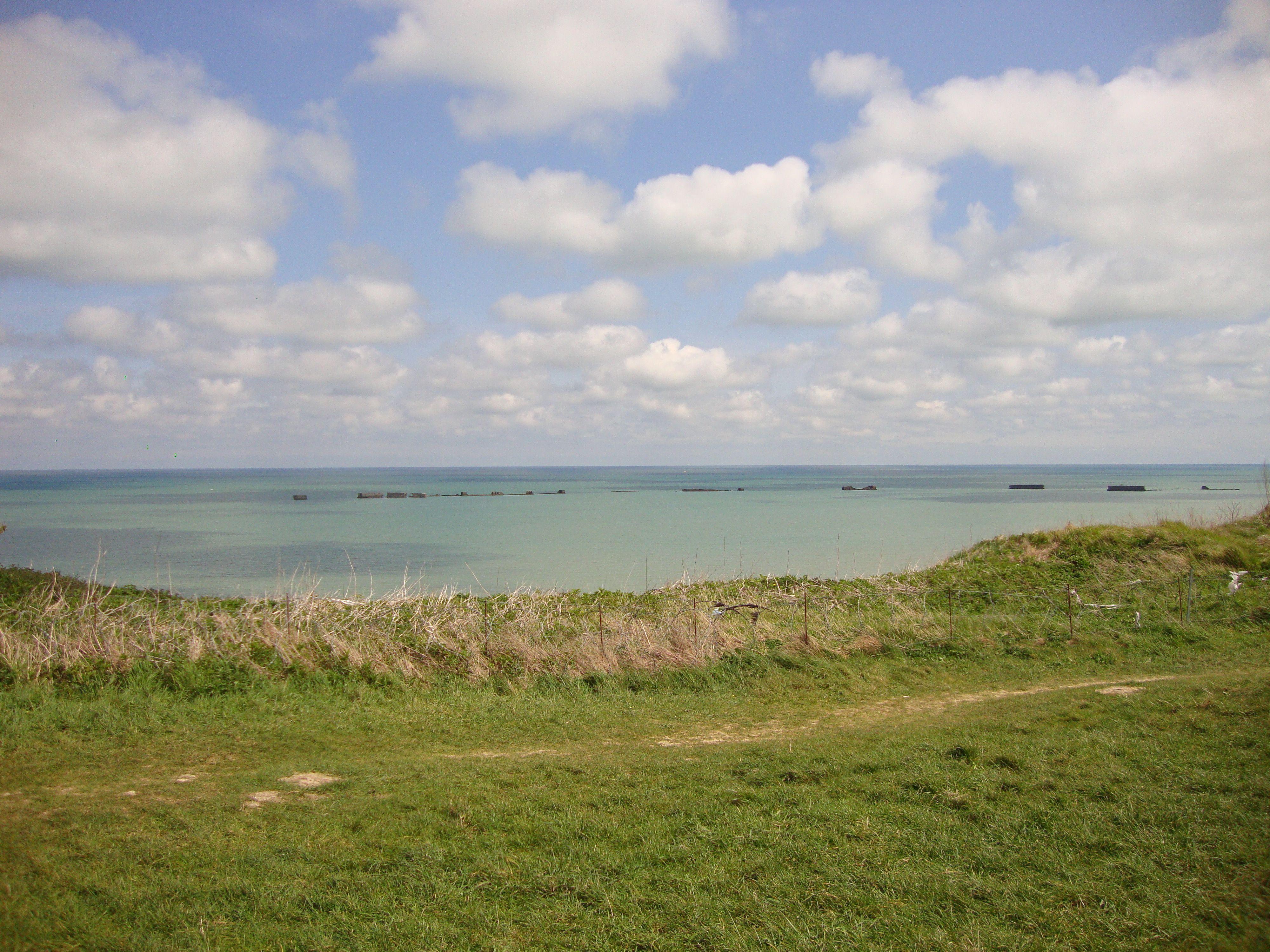 d day landing beaches arromanches