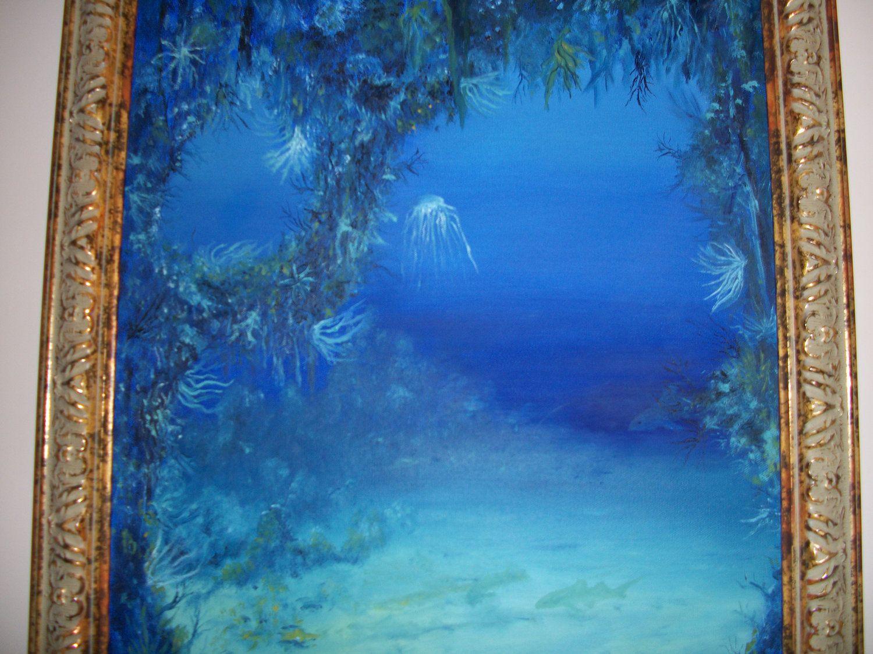Underwater Oil Paintings Underwater Oil Paintin...