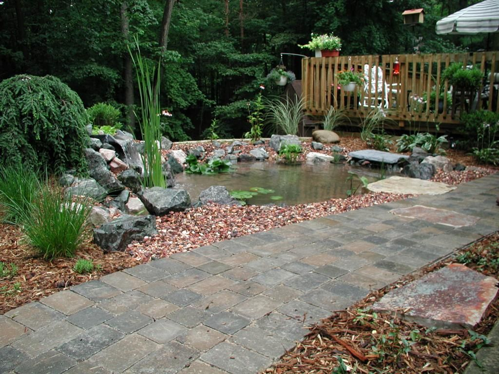 NATURAL STONE   LANDSCAPING IDEAS   Pinterest