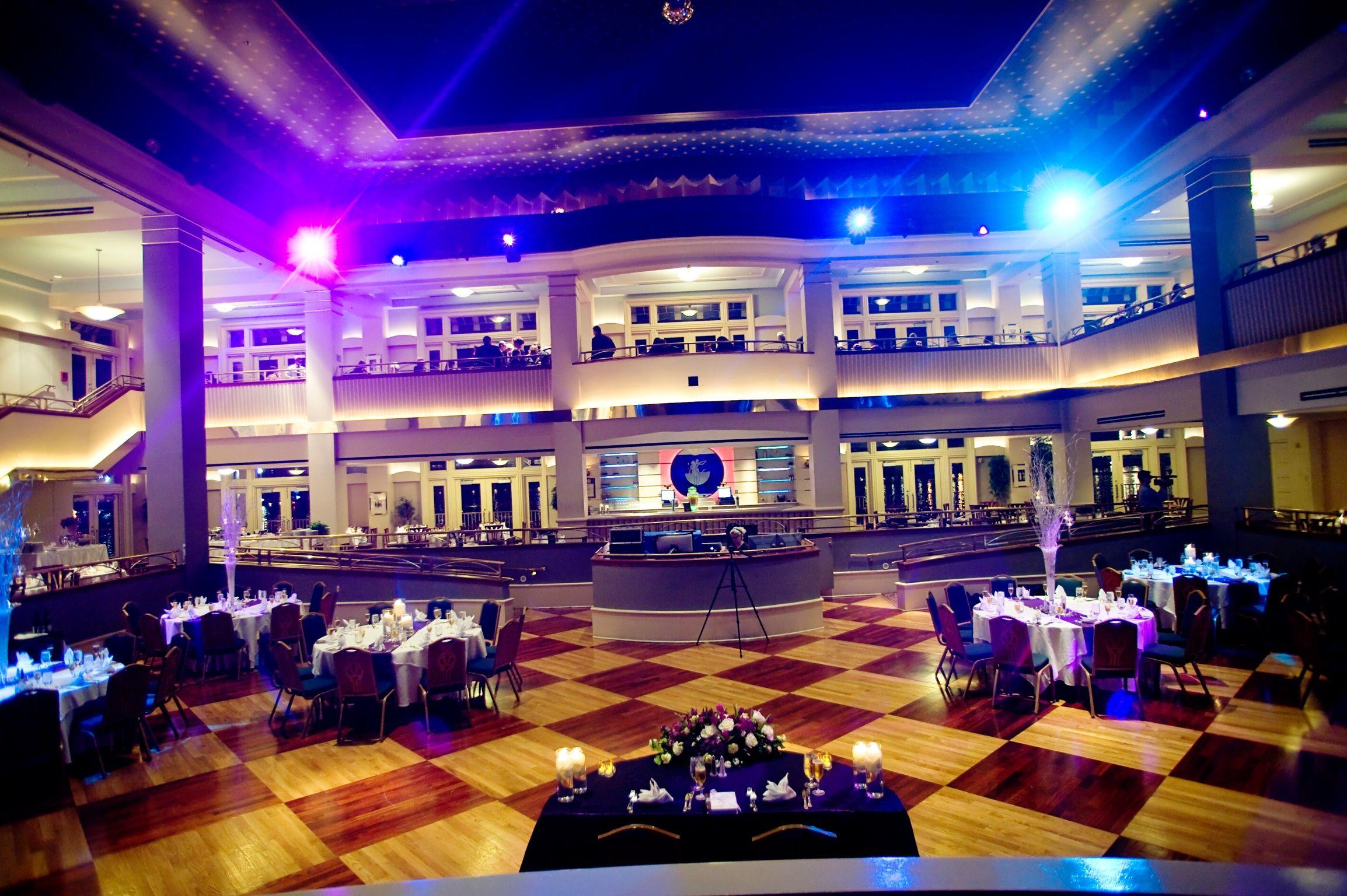 Atlantic Dance Hall Wedding Wedding Reception Ideas