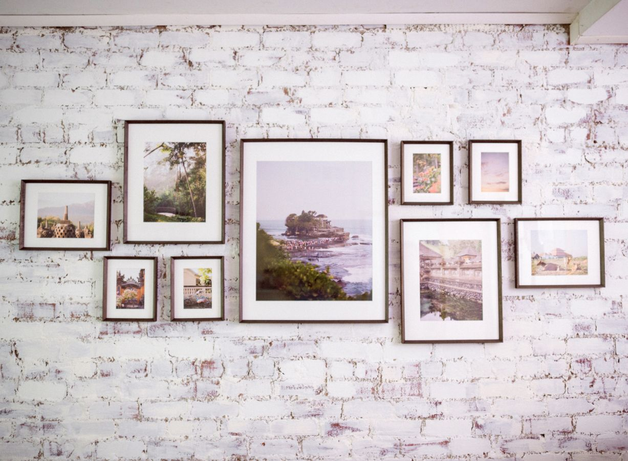 Best 25 How to arrange 5 photos on wall