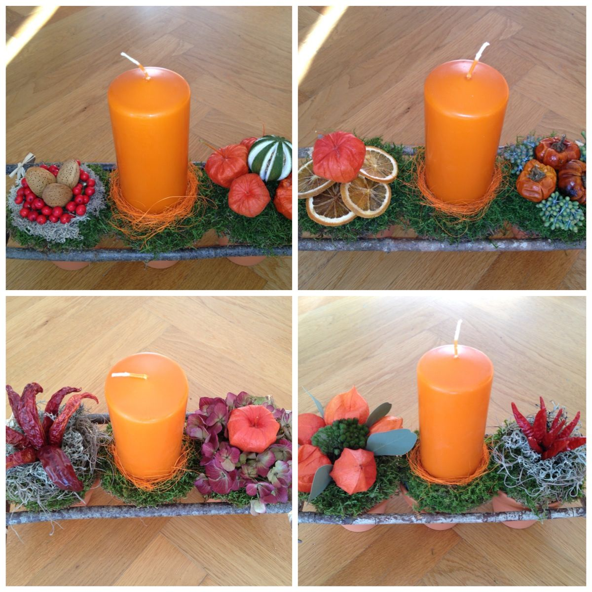 Décoration de table dautomne  Déco  Pinterest