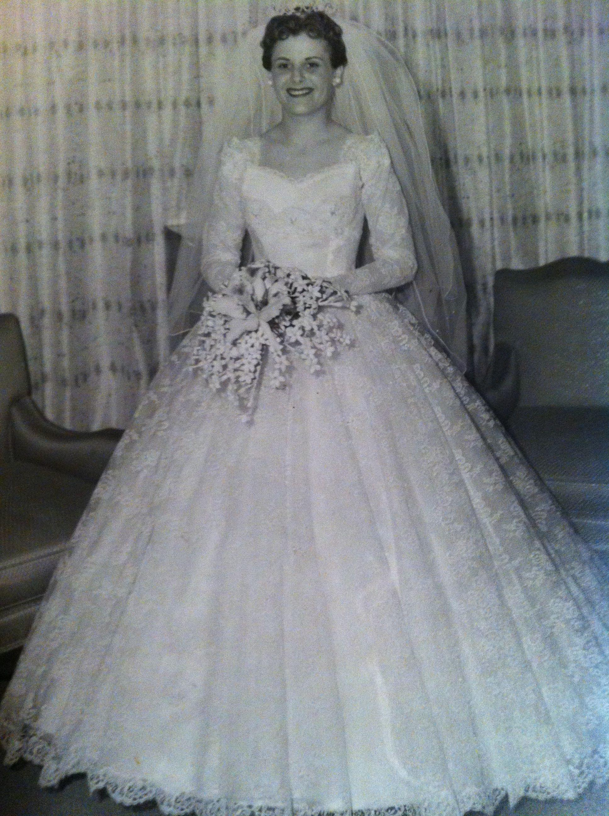 My Grandmother 39 S Wedding Dress Marry Me Pinterest