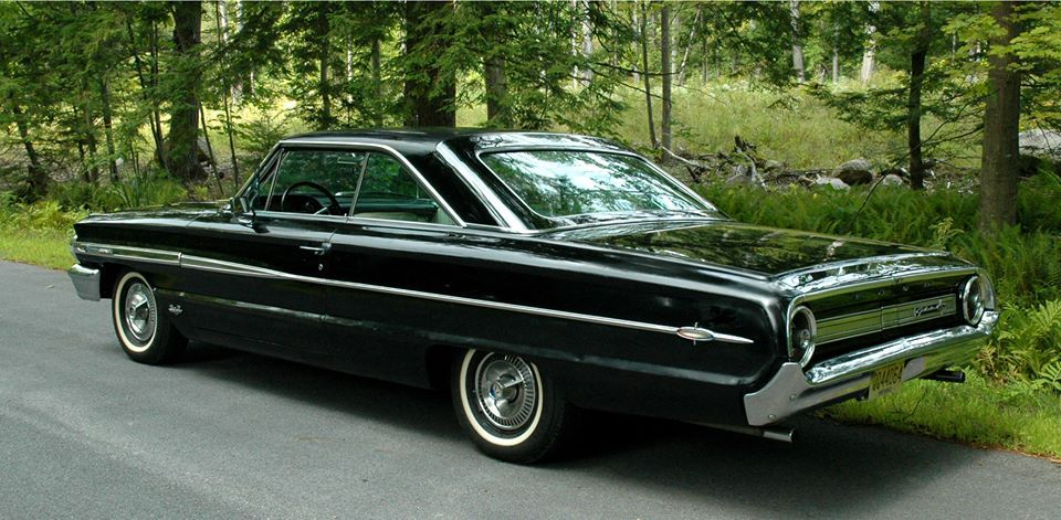 39 64 ford galaxie 500 xl ford pinterest. Black Bedroom Furniture Sets. Home Design Ideas