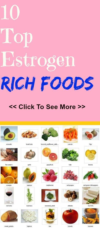 Top 20 Estrogen Rich Foods You Should Include In Your Diet