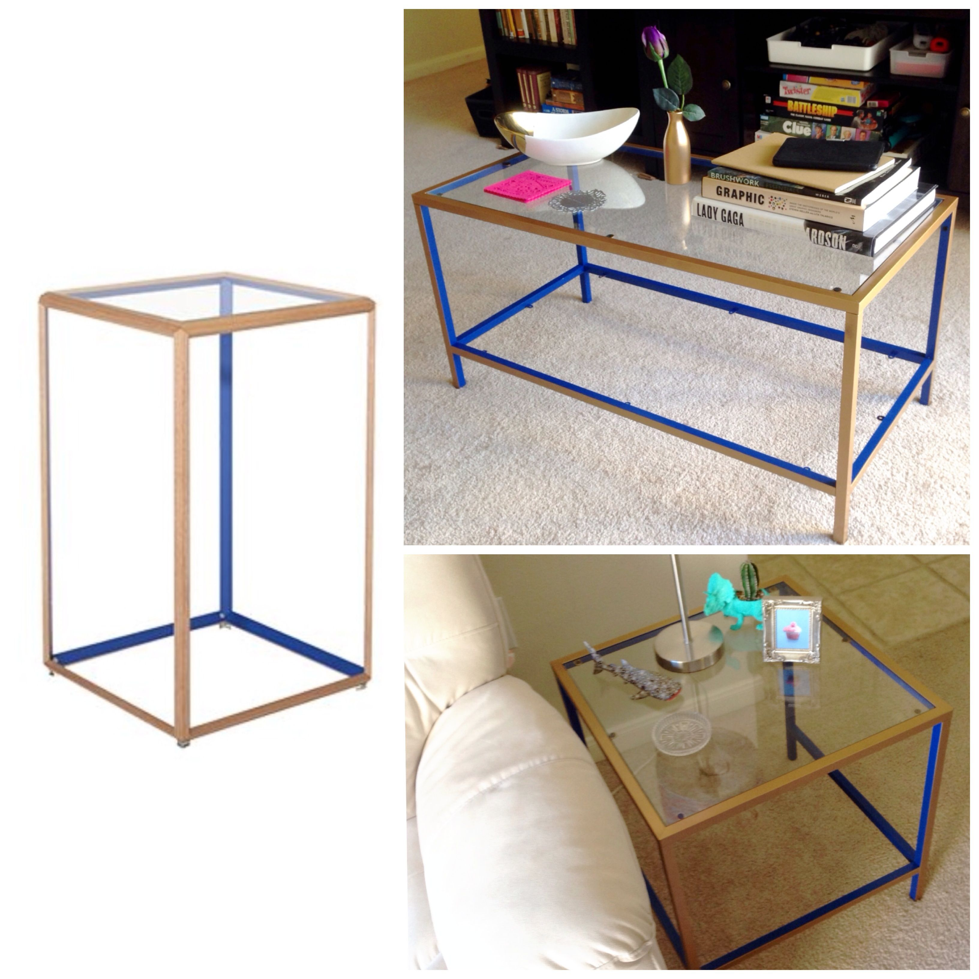remember when i did this post about the ikea vittsjo coffee table