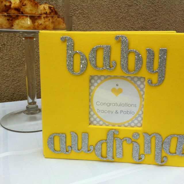 baby shower sign in book photo album baby kamila pinterest
