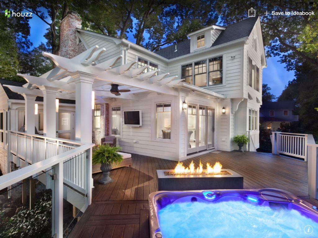 Amazing Patio Caribbean Home Pinterest