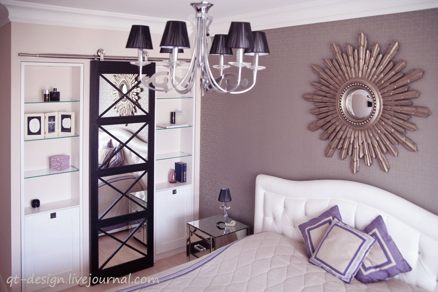 art deco bedroom home pinterest