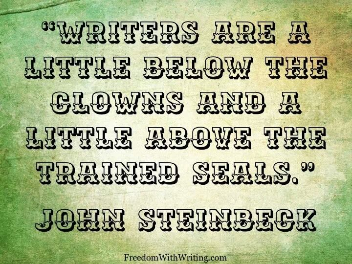 John Steinbeck and Pascal Covici