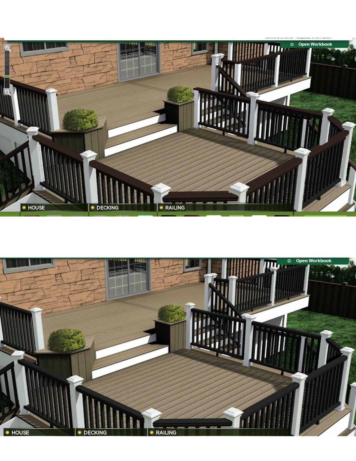 Deck Stain 2 Colors Outdoor Decor Pinterest