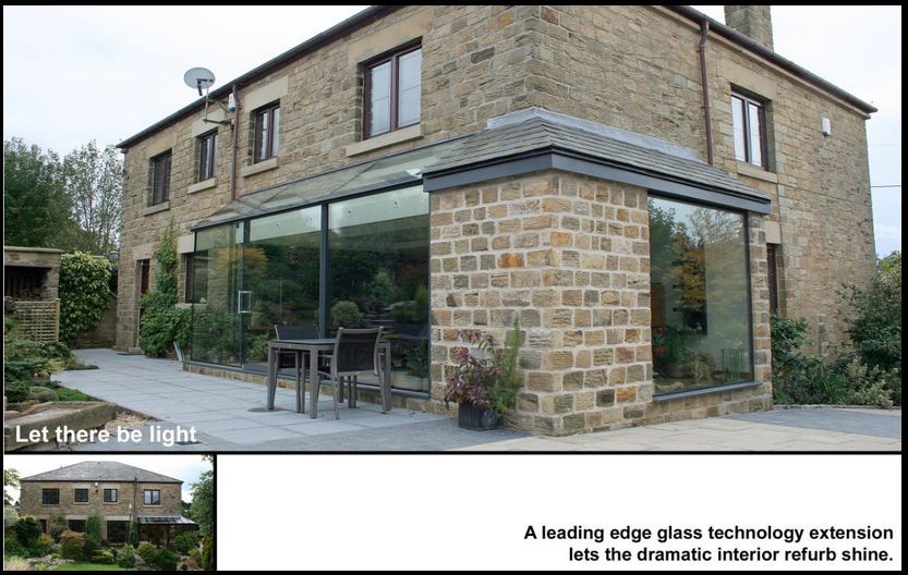 Glass extension house extension pinterest - Glass extensions to houses ...