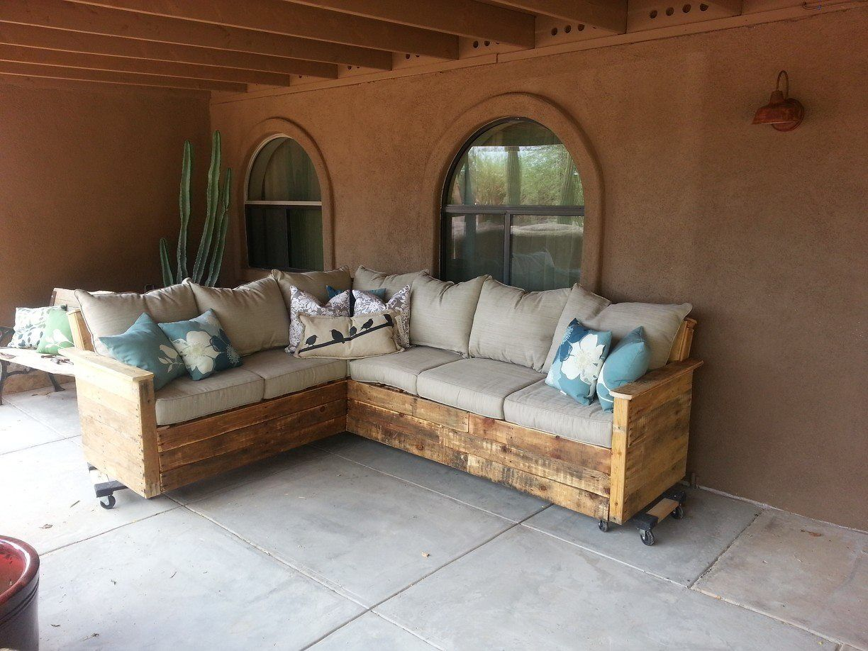 pallet furniture dyi pinterest