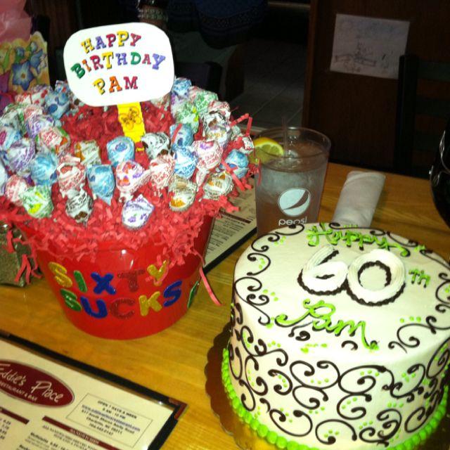 60th birthday ideas party ideas pinterest for 60th birthday party decoration ideas