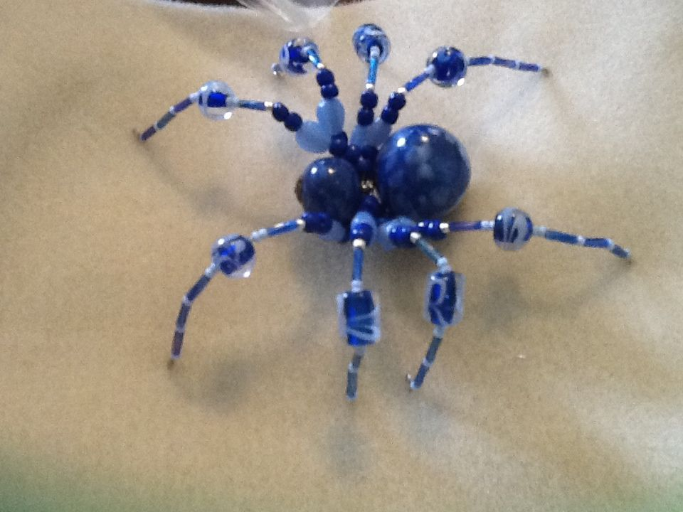 beaded spider jewelry spiders