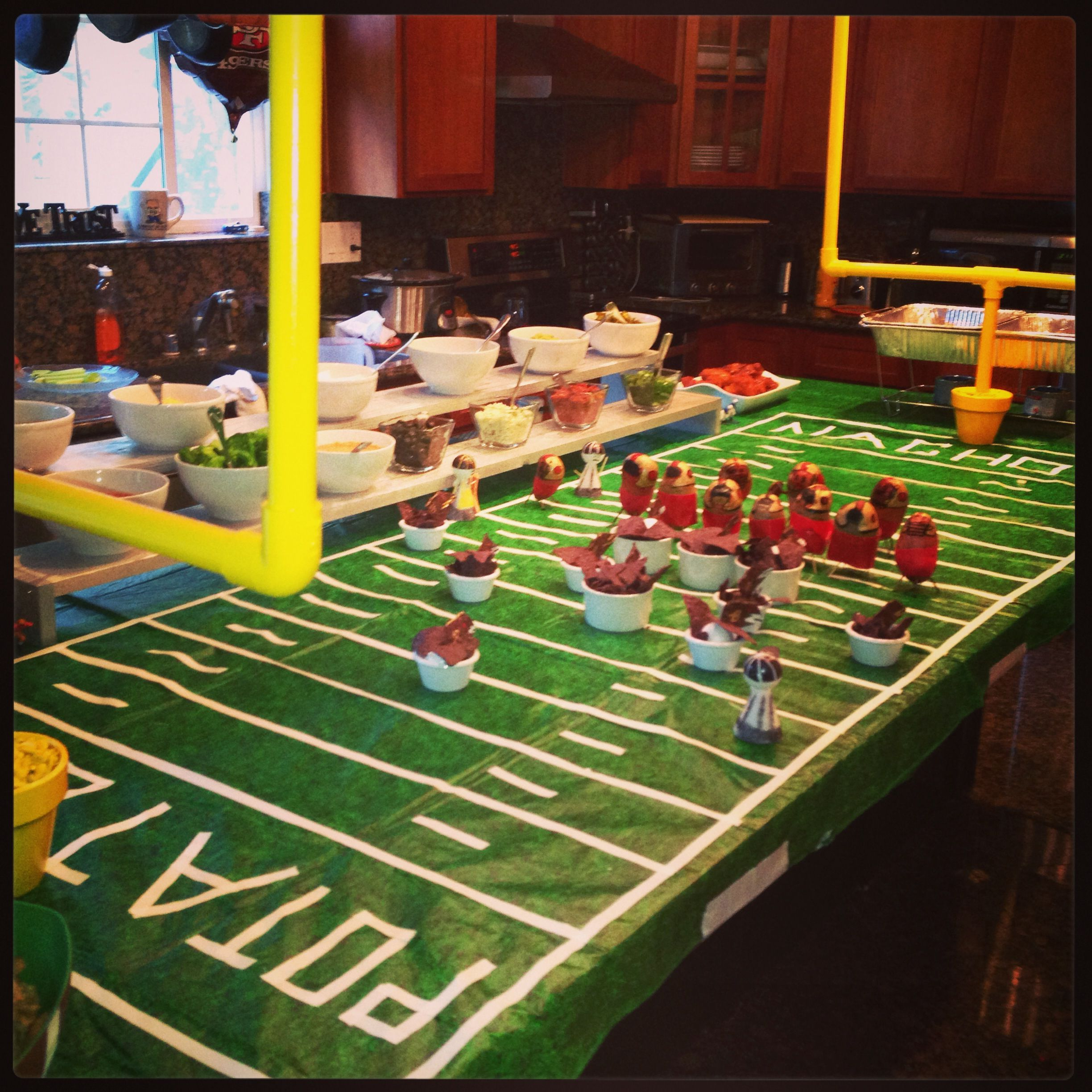 Super Bowl or footba