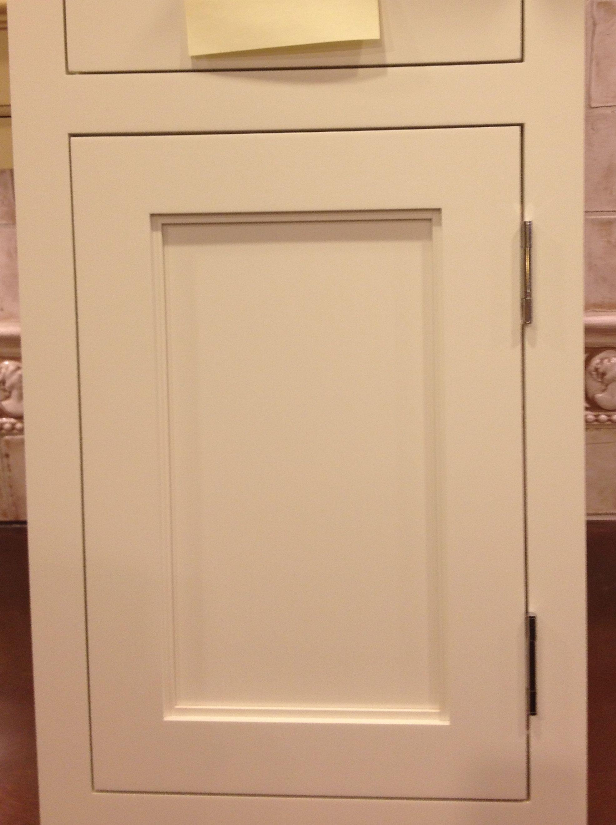 Our kitchen cabinet sample door hinge kitchen pinterest for Samples of kitchen cabinets