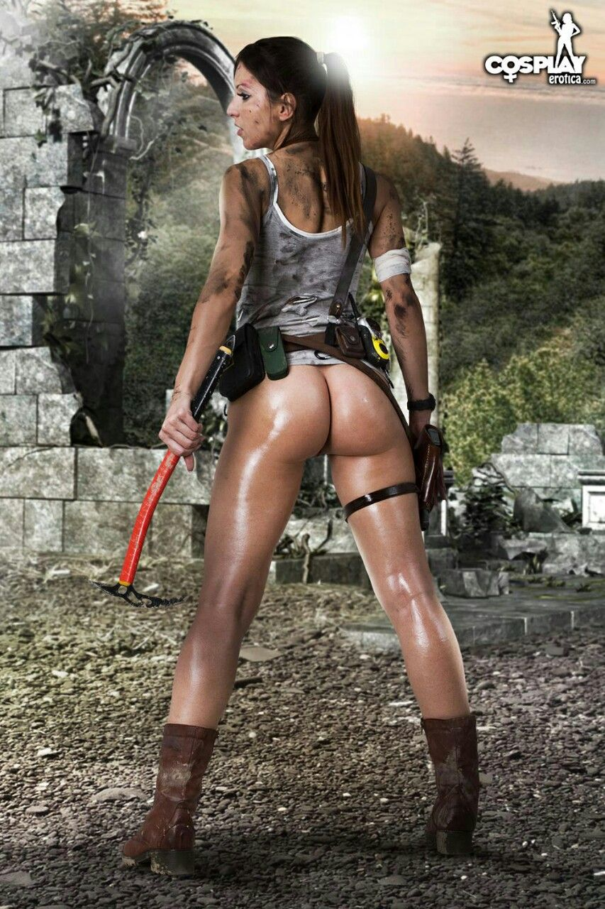 Lara croft ass nude erotica images