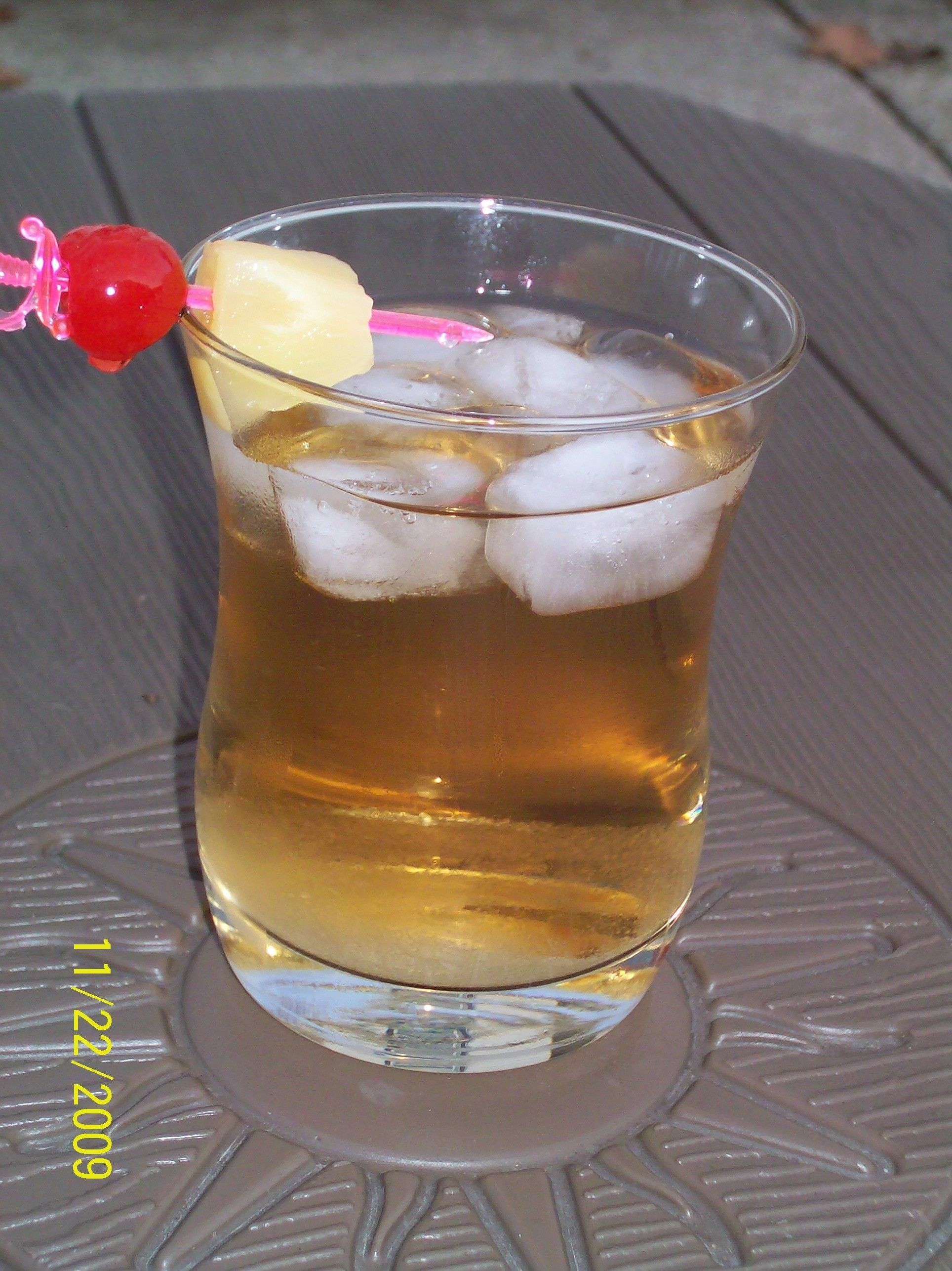 Homemade Wisconsin Old Fashioned Mix recipe - The Brandy old fashioned drink