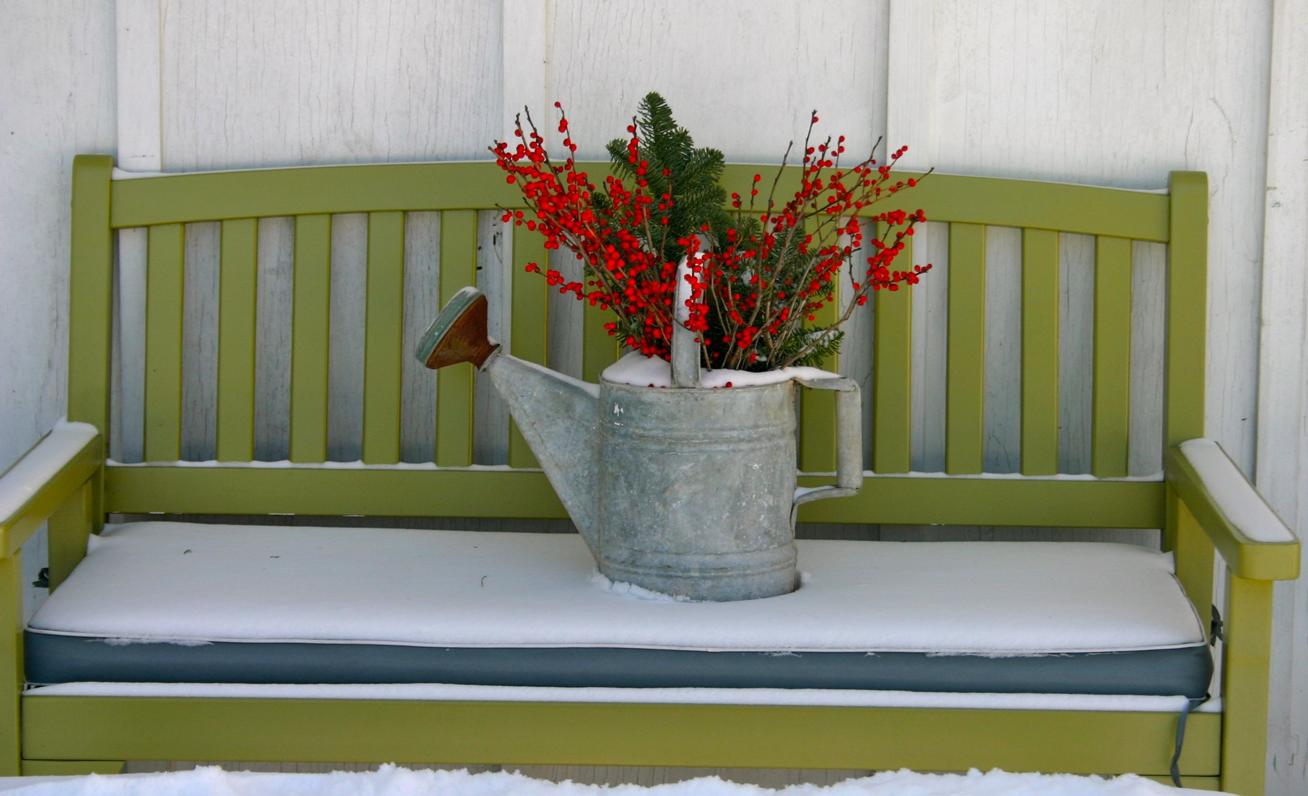 Front Porch Bench Gardening Pinterest