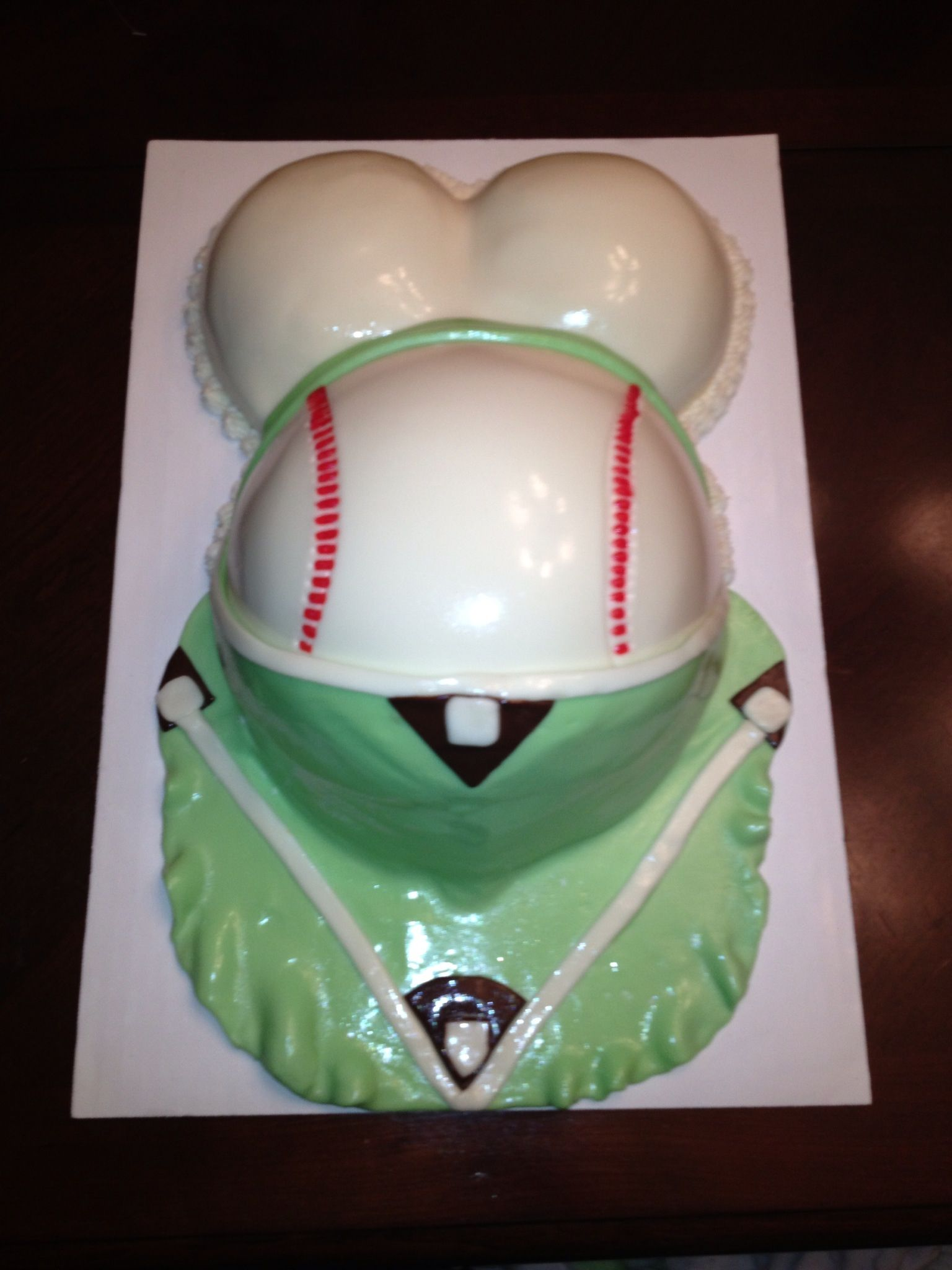 baseball baby shower cake bryleigh jo irene