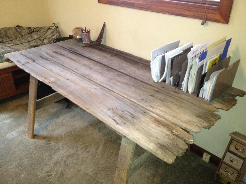 Barn Door Table Barn Door Table Pinterest
