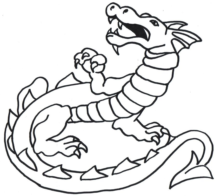drawings of dragons click for pictures of dragons great - Pictures For Drawing For Kids