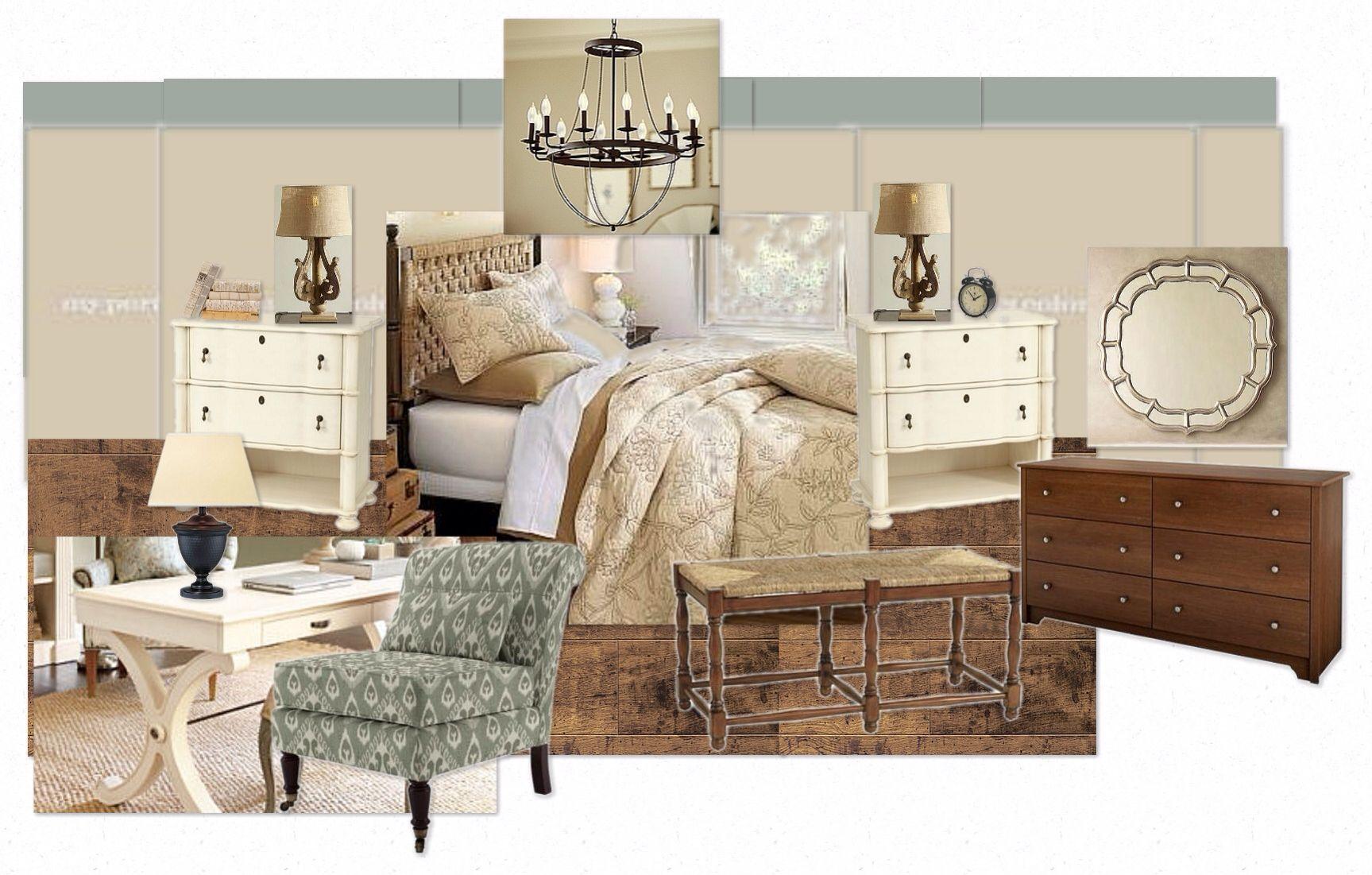 mismatched furniture bedroom 1 pinterest