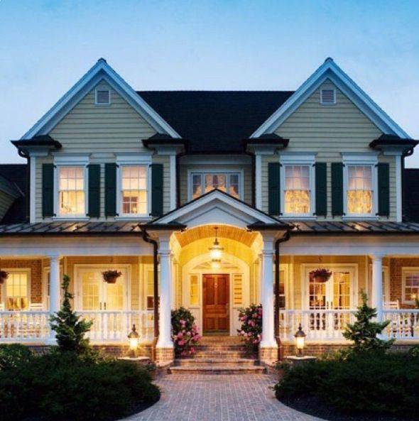 ranch style home dream house pinterest