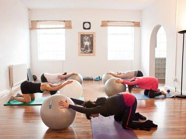 Гимнастика для беременных 2 триместр в домашних условиях 63